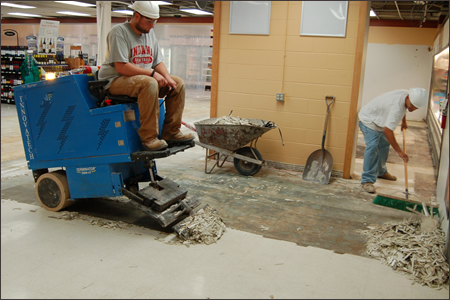 Flooring Removaltile Removalmilwaukee Flooring Demolitionwaupun