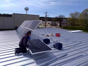 Solar Installation for Businesses