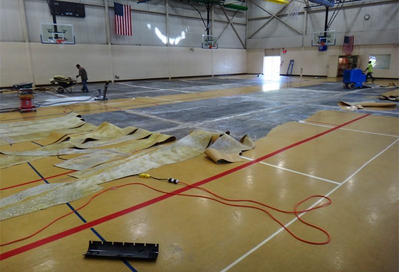 Tile Floor Demolition Rebellions